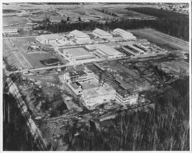 Aerial Photograph of BCIT, Burnaby campus