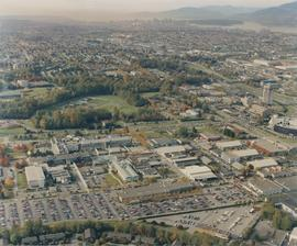 BCIT Burnaby campus aerial photograph [8 of 8]