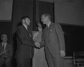 Student Scholarship Awards, BCIT, 1969 [9]