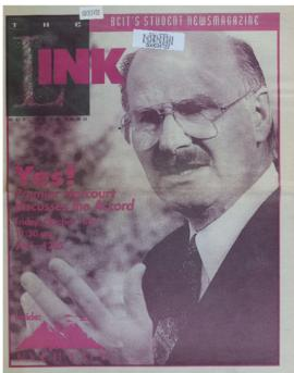 The Link Newspaper 1992-10-07