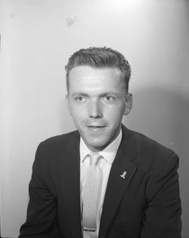 Anderson, Ernest (Tucker Award), Staff portraits 1965-1967 (E) [1 of 2]