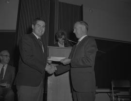 Student Scholarship Awards, BCIT, 1969 [13]