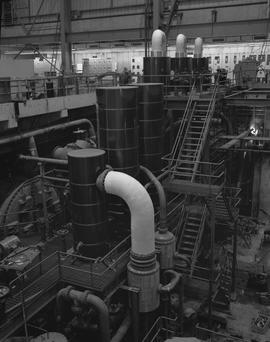 Mechanical Technology, 1964; inside a factory [1 of 4]