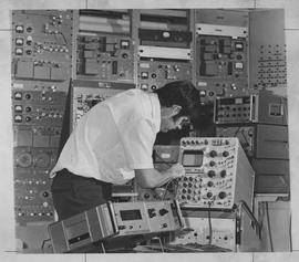 Pacific Vocational Institute - Electronics Technician - Burnaby Campus - 1970?