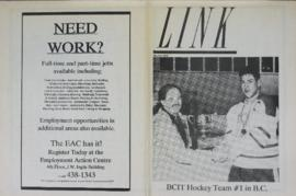 The Link Newspaper 1989-03-08
