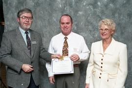 BCIT Staff Recognition Awards, 1996 ; James Gascoyne, 15 years
