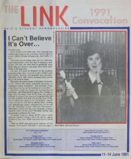 The Link Newspaper 1991-06-11