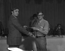 Student Scholarship Awards, BCIT, 1971 [29]