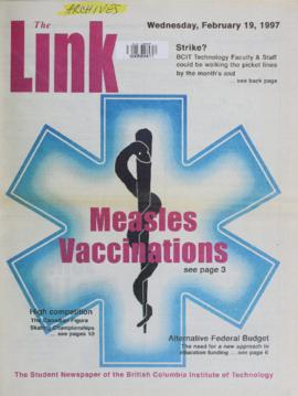 The Link Newspaper 1997-02-19