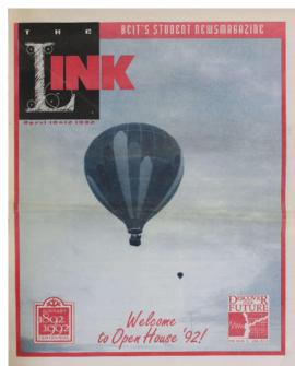 The Link Newspaper 1992-04-10