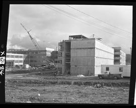 BCIT construction, March 9, 1969 [2 of 7]