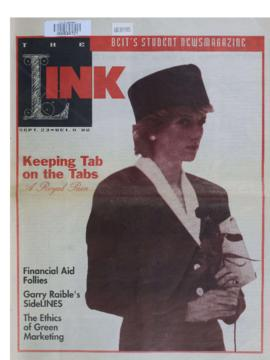 The Link Newspaper 1992-09-23