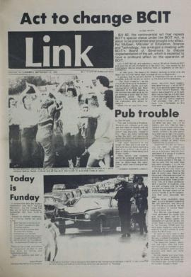 The Link Newspaper 1979-09-12
