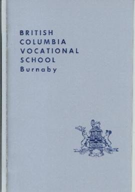 Official opening of the British Columbia Vocational School Burnaby, June 29, 1960