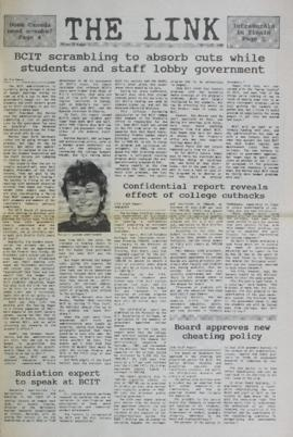 The Link Newspaper 1988-04-20