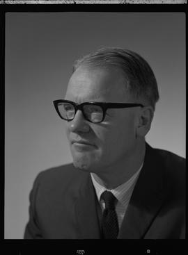 Lecky, John, Business Management, Staff portraits 1965-1967 (E) [4 of 5 photographs]