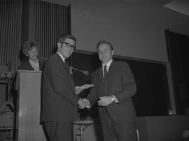 Student Scholarship Awards, BCIT, 1969 [31]