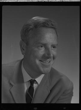 Webster, AT. (Tony), Civil and Structural, Staff portraits 1965-1967 (E) [5 of 5 photographs]