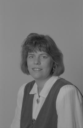 BCIT School of Health staff member, 1995 [9 of 14]
