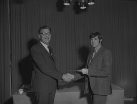 Student Scholarship Awards, BCIT, 1970 [16]