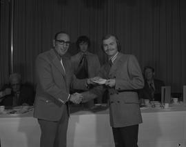 Student Scholarship Awards, BCIT, 1971 [3]