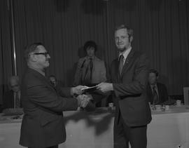 Student Scholarship Awards, BCIT, 1971 [37]