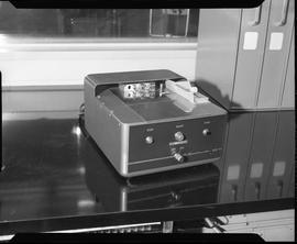 British Columbia Institute of Technology Broadcasting ; 1960s ; Spotmaster 505 recorder