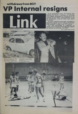 The Link Newspaper 1979-10-31