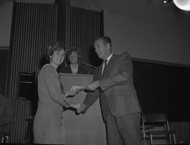 Student Scholarship Awards, BCIT, 1969 [28]