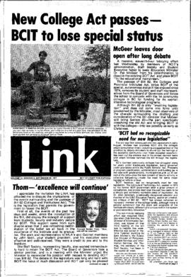 The Link Newspaper 1977-09-20