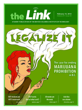 The Link Newspaper 2012-02-15