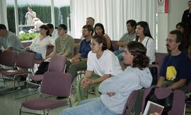 "First Nations ""Honoring Our Heritage"" event, audience listening to speeches [3 of 4 pho..."