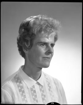Quinter, Eelin, Nurse, Staff portraits 1965-196 (E) [1 of 5 photographs]