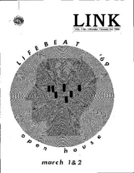 The Link Newspaper 1969-02-03