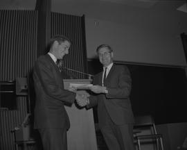 Student Scholarship Awards, BCIT, 1969 [26]