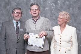BCIT Staff Recognition Awards, 1996 ; Michael Stewart, 15 years