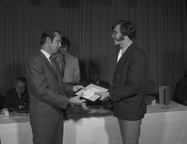 Student Scholarship Awards, BCIT, 1971 [9]
