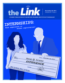 The Link Newspaper 2011-11-30