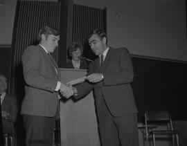 Student Scholarship Awards, BCIT, 1969 [3]