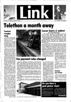 The Link Newspaper 1978-01-11