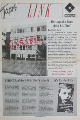 The Link Newspaper 1990-09-05
