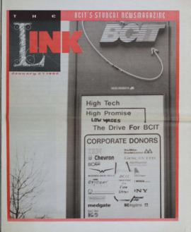 The Link Newspaper 1992-01-27