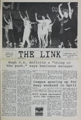The Link Newspaper 1988-01-27
