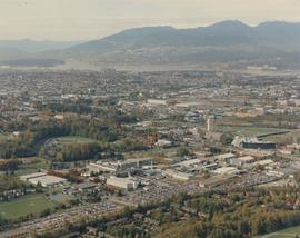 BCIT Burnaby campus aerial photograph [1 of 8]