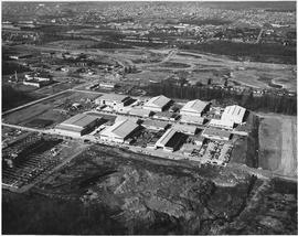 Aerial photograph of BCIT 1962