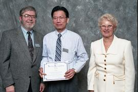 BCIT Staff Recognition Awards, 1996 ; Ser Lee, 15 years