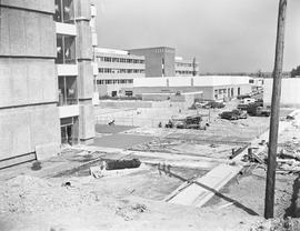 BCIT construction, August 1967 [1 of 2]