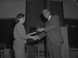 Student Scholarship Awards, BCIT, 1969 [27]
