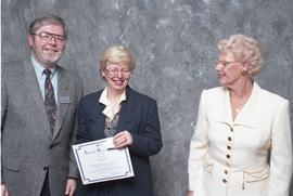 BCIT Staff Recognition Awards, 1996 ; Jean Spence, 10 years