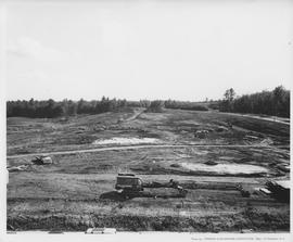 British Columbia Institute of Technology - Beginning construction - 1963